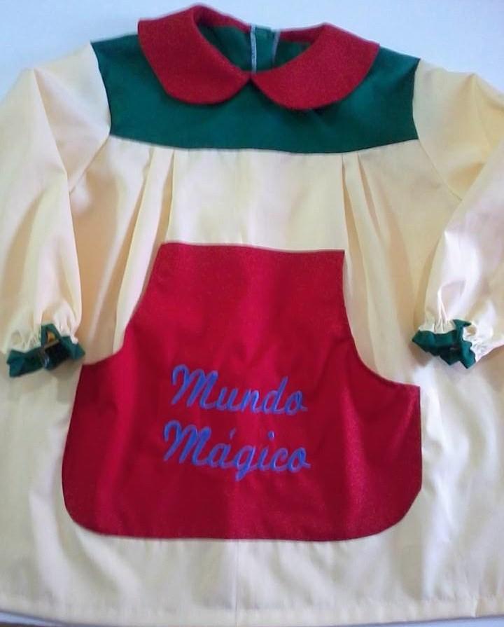 Fabrica de uniformes escolares pintorcitos para jardin for Carpetas para jardin de infantes